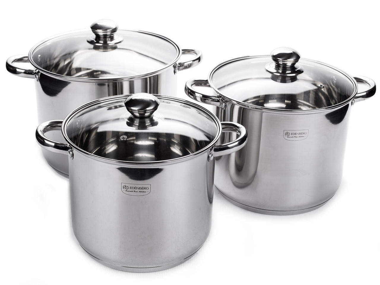 Набор посудыEdenberg EB 530 (большие размеры)