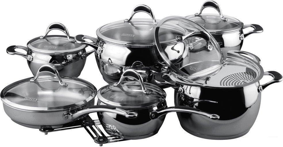Набор посуды  STELLA 14 предметов