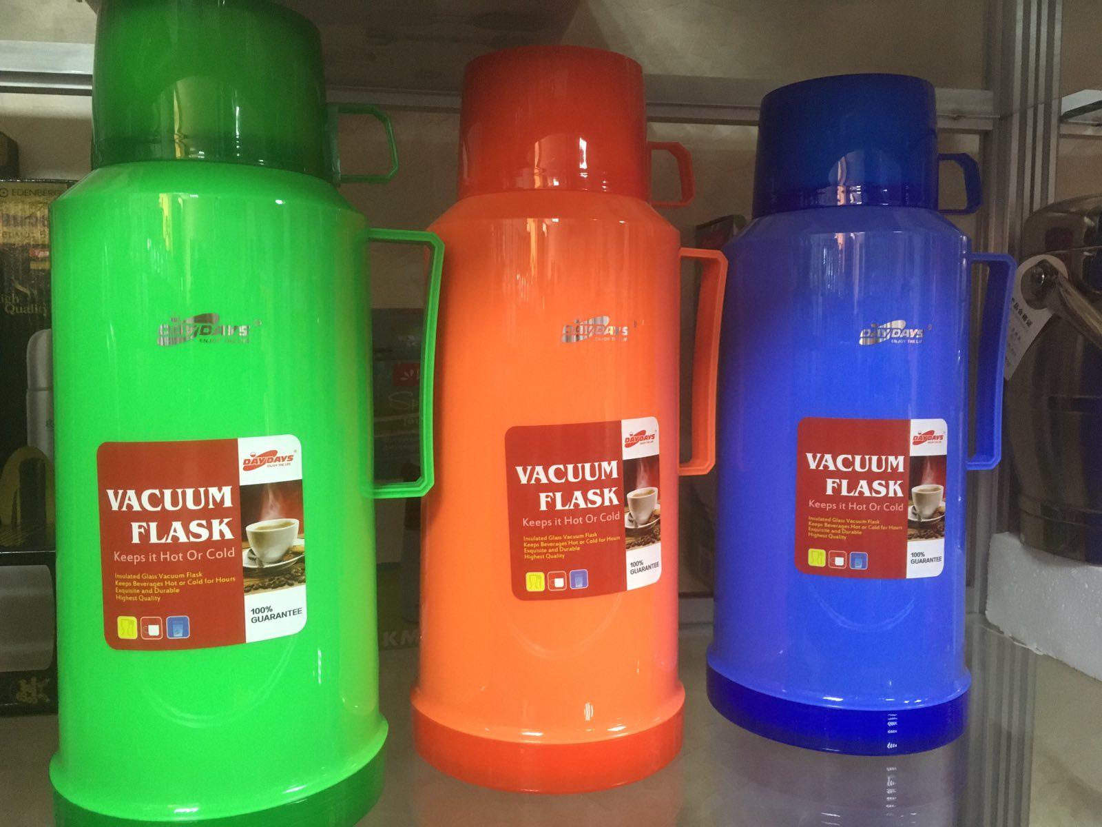 Вакуумный термос Frico FRU-255 - 1.8 л (колба стекло)