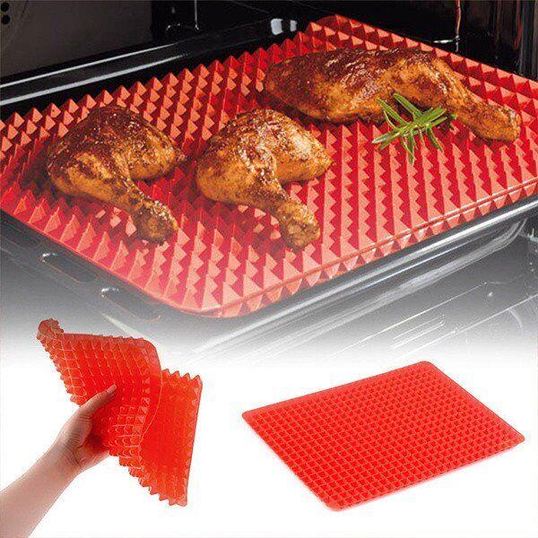 Силиконовый коврик для выпечки Frico FRU-084