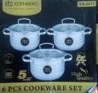 Набор посуды Edenberg EB-4071 6 пр