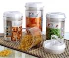 Набор банок для сыпучих продуктов Frico FRU-830