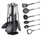 Набор кухонных принадлежностей на подставке Edenberg EB-3606 - 7 пр
