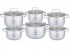 Набор посуды Edenberg EB-4075 -12 пр