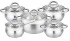 Набор посуды  Edenberg EB-3719 - 10 пр